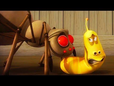 LARVA - SPIDER ATTACK | Cartoon Movie | Cartoons For Children | Larva Cartoon | LARVA Official - Thời lượng: 35 phút.