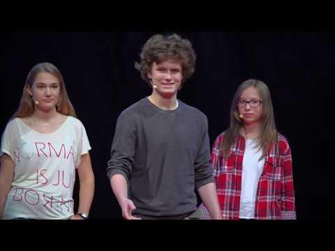 Mielőtt elítélnél egy generációt, hallgasd meg az ő véleményüket is! | kidsnews.hu | TEDxDanubia