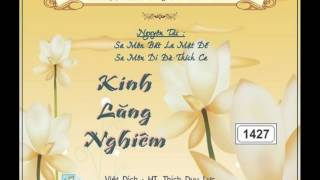 04/24: Quyển hai (HQ) | Kinh Lăng Nghiêm