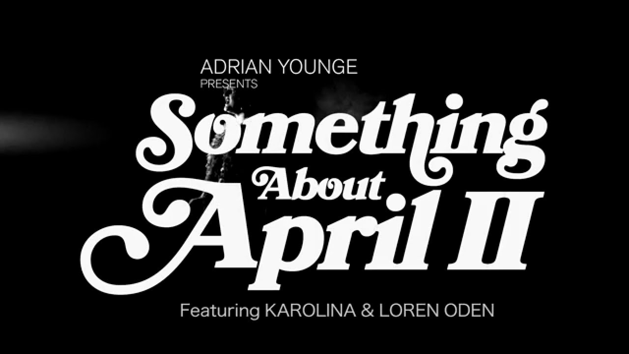 Adrian Younge –Winter Is Here f. Karolina (Video)