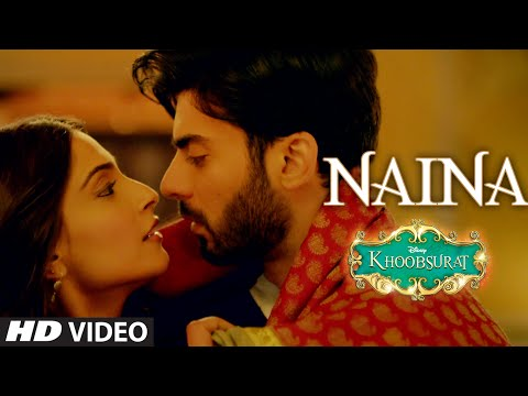 Watch the romantic number Naina from Khoobsurat right here!