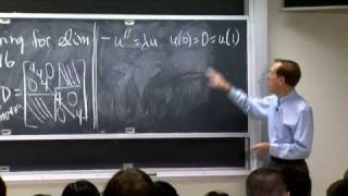 Lec 26 | MIT 18.085 Computational Science And Engineering I, Fall 2008