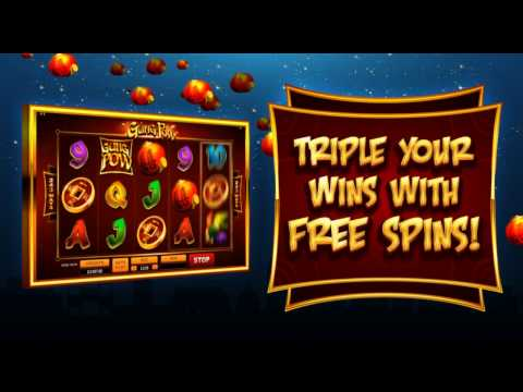 Gung Pow Online Slot Microgaming Promotional Video