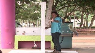 Pegadinhas - PEGADINHA DA PORTA INVISÍVEL VAI DEIXAR A GALERA SEM ENTENDER NADA