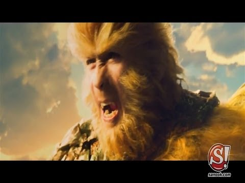 The Monkey King (2014) ไซอิ๋ว 3D ตอนกำเนิดราชาวานร [HD]