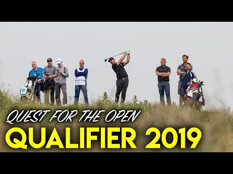 Quest For The Open - 2019 Qualifying Round
