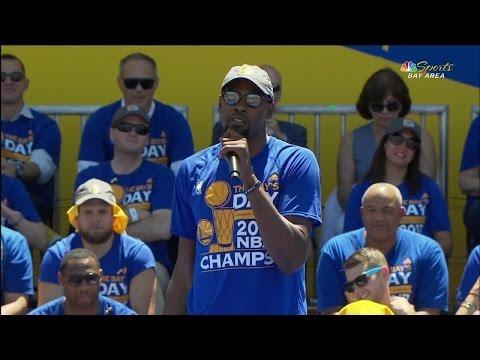Video: Warriors' Draymond Green: LeBron started 'Super Team' trend