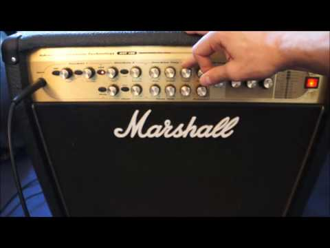 vendo marshall avt 100 ingles