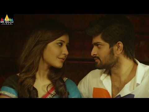 Oohalu Gusagusalade telugu Movie Part 9/11   Naga Shaurya, Rashi Khanna   Sri Balaji Video
