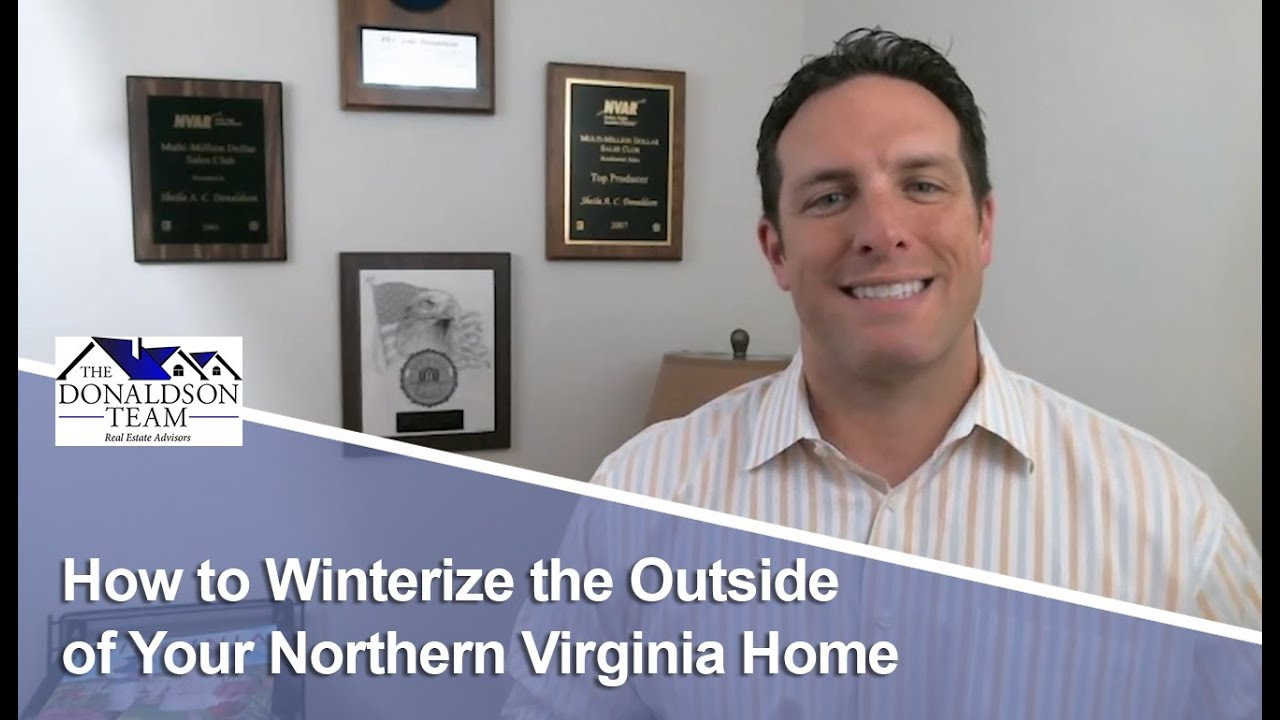 Don't Miss these Tips to Prepare Your Northern Virginia Home for Winter