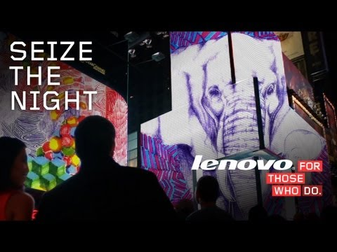 Liberators - Lenovo Seize the Night