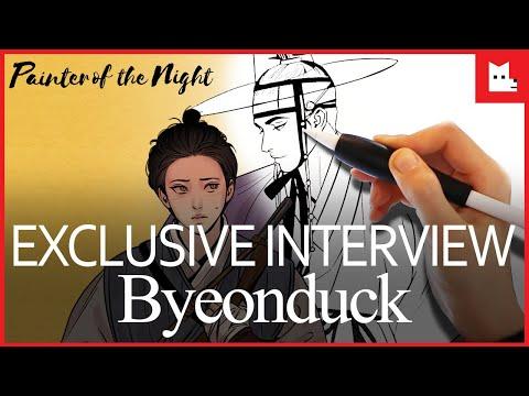 [INTERVIEW] 'Painter of the Night' creator Byeonduck draws her take on Netflix's 'Kingdom'!