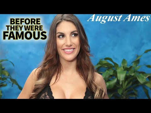 AUGUST AMES - Before They Were Famous (видео)