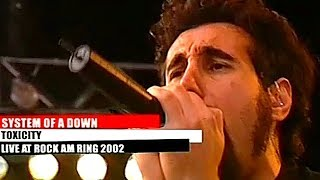 System Of A Down - Toxicity live @Rock Am Ring [60fps]
