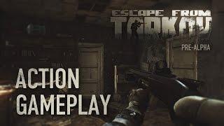 Видео к игре Escape from Tarkov из публикации: Первый геймплейный трейлер Escape From Tarkov