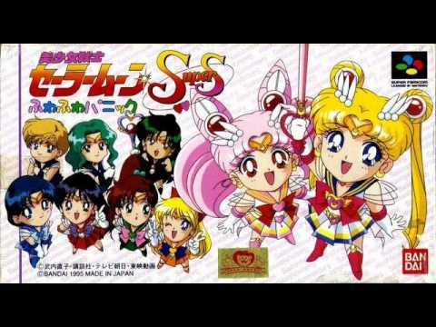 Sailor Moon Super S : Fuwa Fuwa Panic Super Nintendo