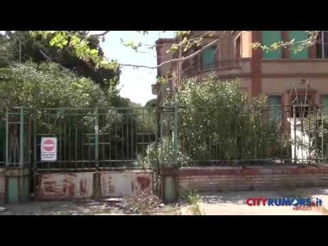 Giulianova, l'ex colonia Rosa Maltoni nei vadecum INPS ma crolla a pezzi VIDEO