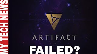 VALVES NEW GAME ARTIFACT IS ALREADY FAILING