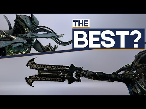 Warframe: Best Gunblade? Sarpa Vs Redeemer