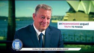 Nonton Al Gore  An Inconvenient Sequel Truth To Power   Studio 10 Film Subtitle Indonesia Streaming Movie Download