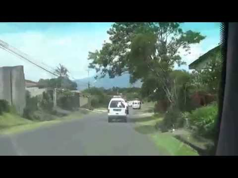 SAN RAFAEL DE HEREDIA , COSTA RICA