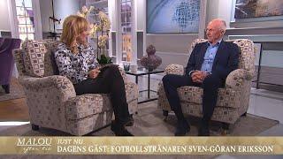 """Video Sven-Göran """"Svennis"""" Eriksson: """"På den tiden var italiensk fotboll den bästa - Malou Efter tio (TV4) MP3, 3GP, MP4, WEBM, AVI, FLV Oktober 2018"""