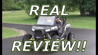 10. 2016 Polaris RZR XP1000 long term review: GOOD UNIT?!