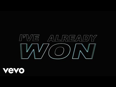 Already Won (Lyric Video/Live)