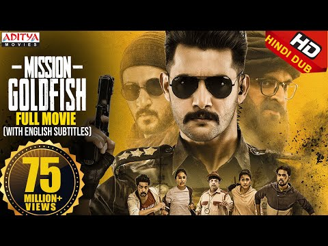 Mission GoldFish New Released Hindi Dubbed Movie 2020 | Aadi, Sasha Chettri, Nitya Na