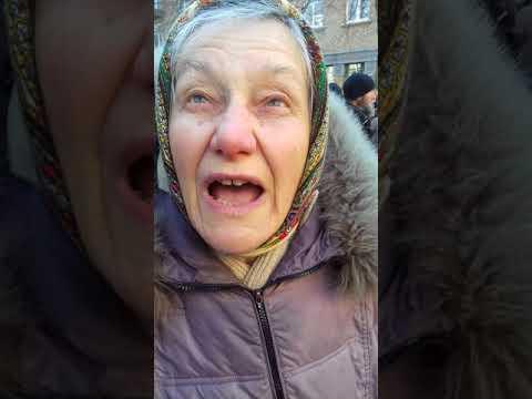 Электронный паспорт.Молитвенное стояние у Верховного Суда Украины. 26.03.2018г. (видео)