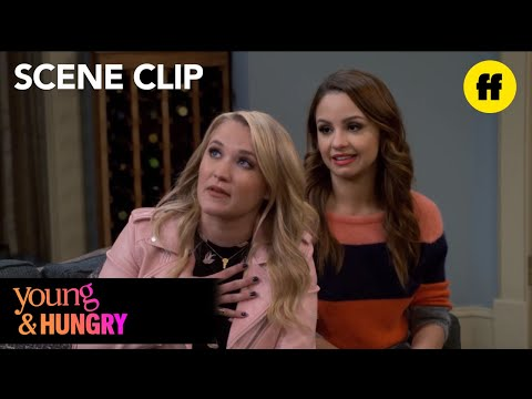 Young & Hungry   Season 5, Episode 9: Gabi & Sofia Talk to Vinny   Freeform