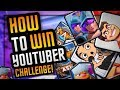 MY FAVORITE DECK! - How to DOMINATE YouTuber Challenge With It!
