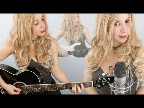 "Shakira  ""Whenever, Wherever"" Cover by Federica Putti"