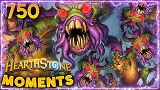 This Video Contains 0 SHUDDERWOCKS!! | Hearthstone Daily Moments Ep. 750
