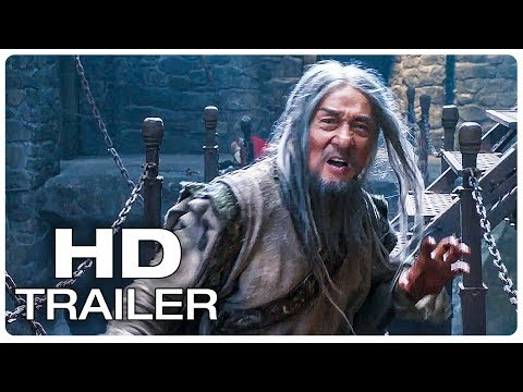 JOURNEY TO CHINA Trailer 2 (2018) Jackie Chan,Arnold Schwarzenegger Fantasy Movie HD