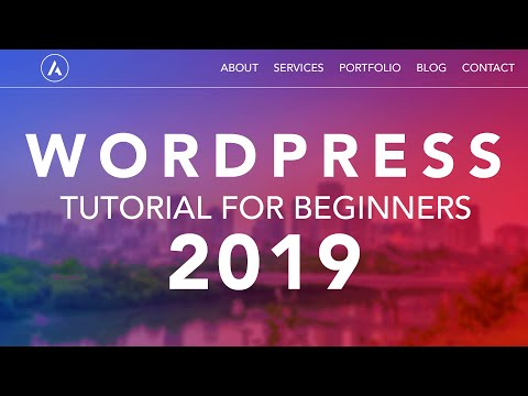 How To Make A WordPress Website 2019 | For Beginners
