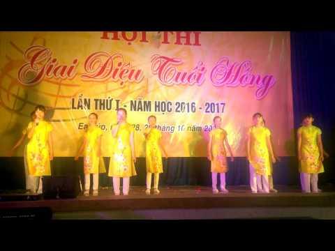 Giai điệu tuổi hồng Trường THCS Quang Trung Ea Súp