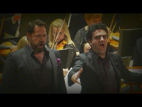 Ένα εξαιρετικό λυρικό ντουέτο: Ρολάντο Βιγιαζόν – Ίλνταρ Αμπντραζάκοφ – musica