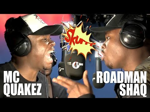 Roadman Shaq 'Mans Not Hot' Freestyle – FULL Fire In The Booth