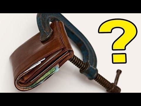Почему ты небогат почему тебе не хватает денег - Как выйти из нищеты и стать богаче - DomaVideo.Ru