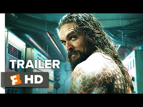Aquaman Comic-Con Trailer (2018) | Movieclips Trailers