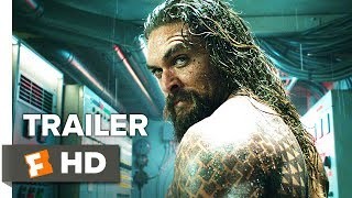 Aquaman Comic-Con Trailer (2018)   Movieclips Trailers