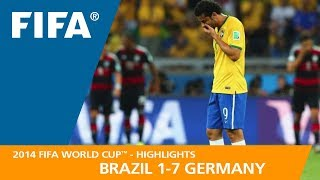Video BRAZIL v GERMANY (1:7) - 2014 FIFA World Cup™ MP3, 3GP, MP4, WEBM, AVI, FLV Desember 2018