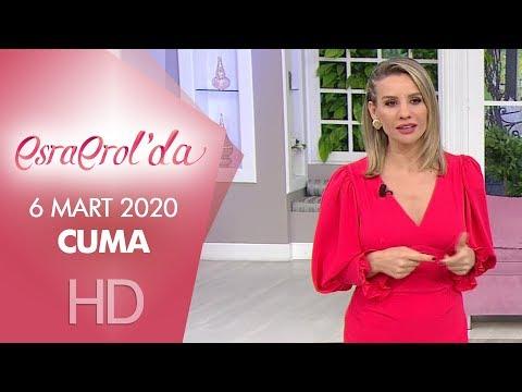 Esra Erol'da 6 Mart 2020  | Cuma