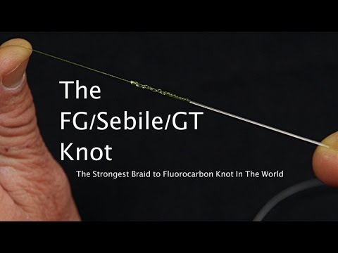 How-to Tie The GT/Sebile/Delph Knot