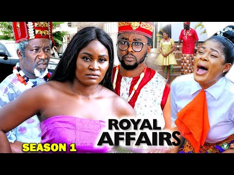 ROYAL AFFAIRS SEASON 1 - Chizzy Alichi & Onny Michael 2020 Latest Nigerian Nollywood Movie Full HD