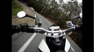 7. Onboard my KTM Duke 690