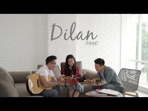 Download Lagu OST Dilan 1990 - Dulu Kita Masih SMA (eclat Acoustic Cover Ft Brigitta Tifanny) Music Video