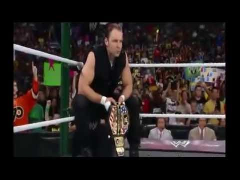 Dean Ambrose - What I've done.