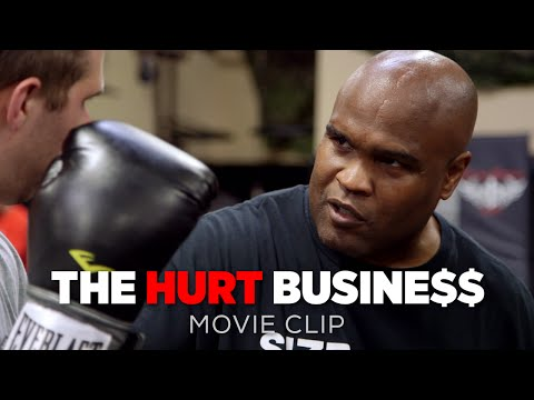 The Hurt Business (Clip 'Gary Goodridge Recounts Devastating Concussion')